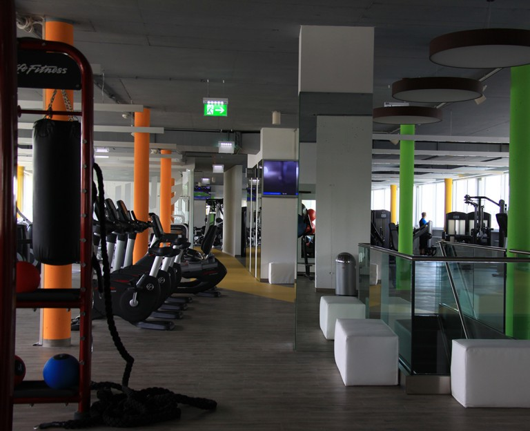 Fitnessstudio Riverside