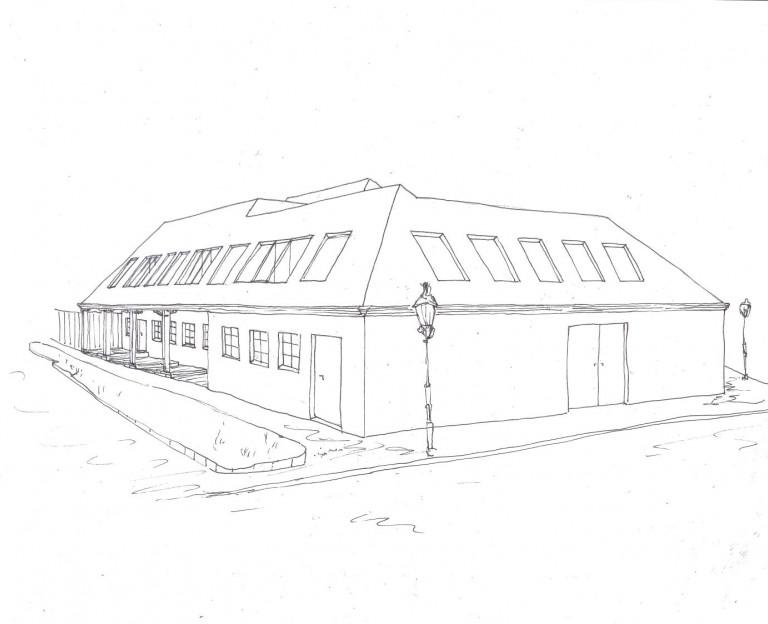 Sani und Dachgeschossausbau